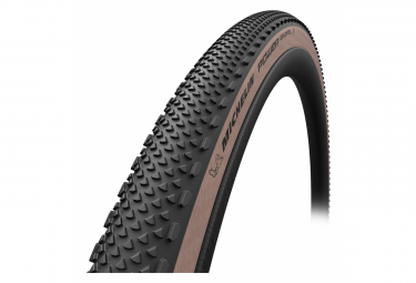 Michelin Power Gravel Competition Line 700 mm Kiesreifen Tubeless Ready Faltbare Perle 2 Perlen Protek X-Miles Classic Seitenwand