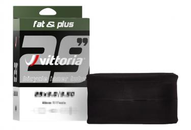 Chambre à Air Vittoria Fat & Plus 26'' Plus Presta 48 mm