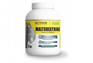 Boisson énergétique Eric Favre Maltodextrine 2kg