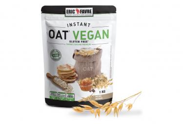 Farine d'avoine Eric Favre Instant Oat Vegan 1kg Nature