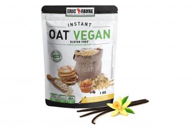 Farine d'avoine Eric Favre Instant Oat Vegan 1kg Vanille
