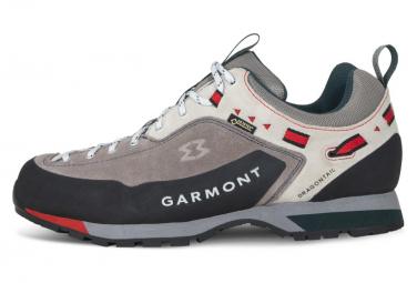 Zapatillas De Aproximacion Garmont Dragontail Lt Gtx Gris Antracita 42