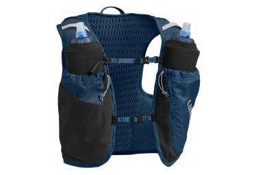Bolsa De Hidratacion Para Mujer Camelbak Ultra Pro 7l   1l Water Pocket Azul   Negro M