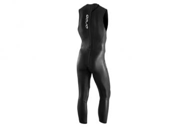 Orca Neoprene RS1 OpenWater Sleeveless Sleeveless Suit Black