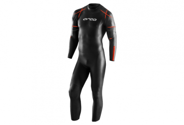 Orca RS1 OpenWater Thermal Neoprene Suit Black
