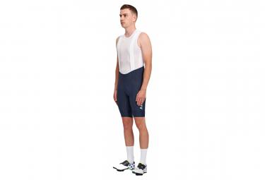 Pantalones Cortos Maap Team Bib Evo Azul   Blanco Xl