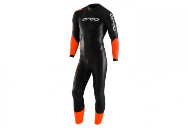 OpenWater SW Smart Neoprene Suit Black / Orange
