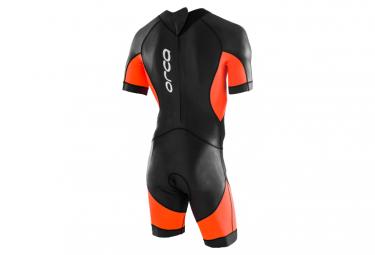 Combinaison Néoprène Orca OpenWater Core SwimSkin Noir / Orange