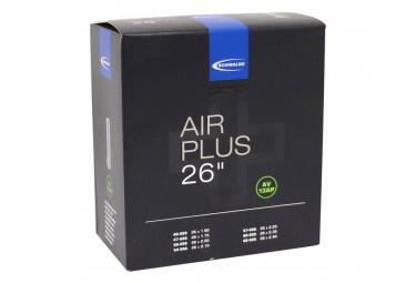 Chambre à Air Schwalbe Air Plus 26'' AV13 Valve Shrader 40mm