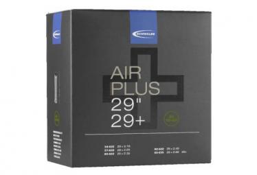 Schwalbe Air Plus 29 '' AV19 Inner Tube + 40mm Shrader Valve