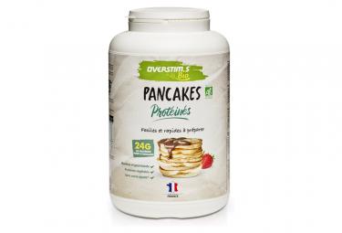 Pancake Protéinée Bio Overstims Neutre 900g