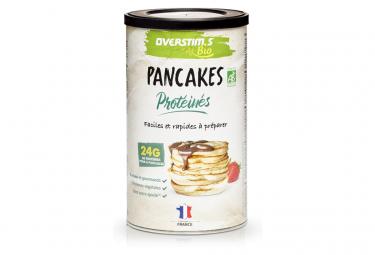 Pancake Protéinée Bio Overstims Neutre 300g