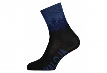 Calcetines Maloja Bibernellem  Azul Negro 36 38
