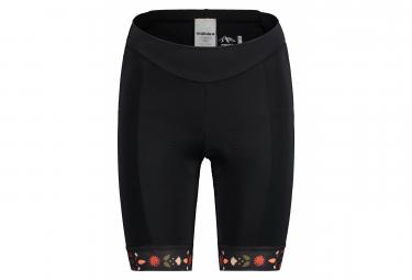 Shorts De Mujer Maloja Rubiniem  Negro L