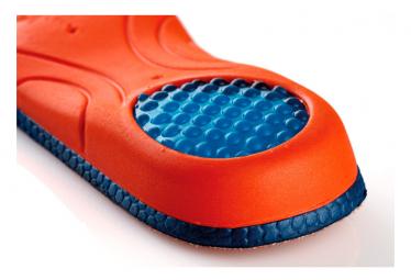 Semelle préformée avec coque stabilisatrice, support du pied - Cushioning Gel 3D