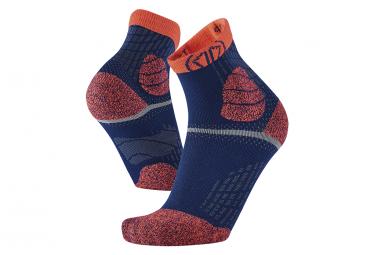 Chaussettes de Trail Running avec renforts cheville et orteil - Trail Protect