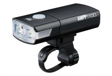 Eclairage avant Cateye Ampp 1100