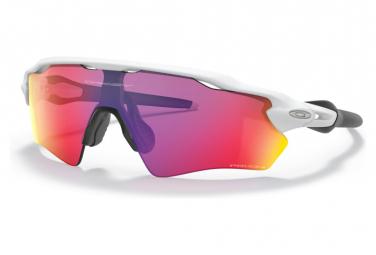 Sonnenbrille für Kinder Oakley Radar EV XS Mattweiß / Prizm Road / Ref.OJ9001-1831