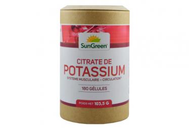 Potassium - Gélules de 79 mg