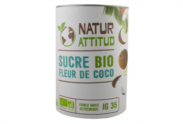 Sucre Fleur de Coco Bio - 500 gr