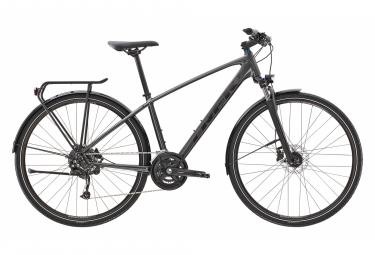 Trek Sport 3 Equipped Womens Hybrid Bike Gris