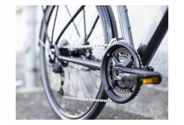 VTC Complet Trek Sport 3 Equipped Shimano Alivio/Acera 9V Gris 2021