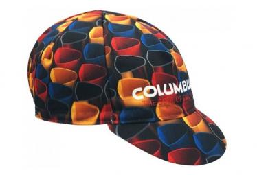 Casquette Cinelli Columbus Bleu / Multi