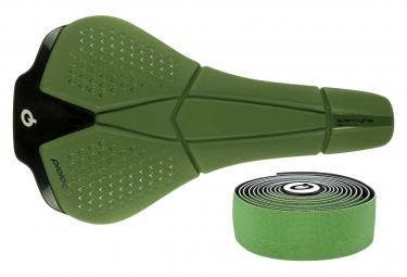 Selle Prologo Scratch M5 Natural Color Vert