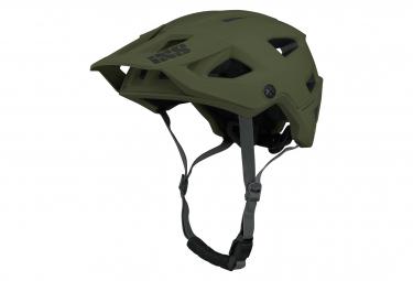 Casco Ixs Trigger Am Mips All Mountain Verde Oliva M L  58 62 Cm