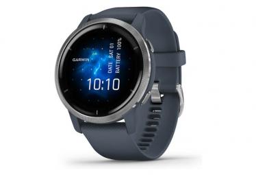 Reloj GPS Garmin Venu 2 Plata / Azul