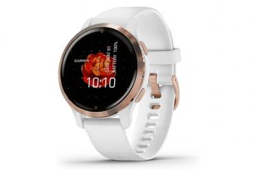 Reloj GPS Garmin Venu 2S Dorado / Blanco
