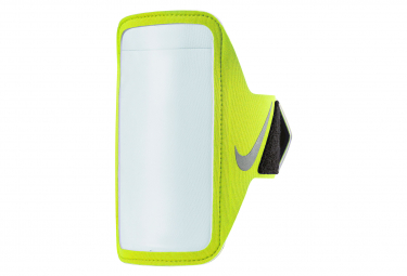 Brassard Téléphone Nike Lean Arm Band Jaune Volt