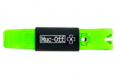 Paar Muc-Off Rim Stix Green Reifenwechsler