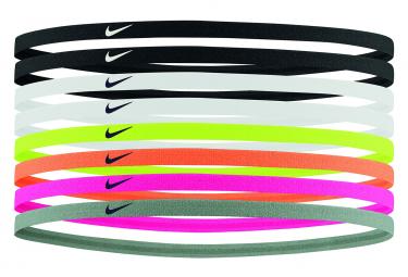 Mini Bandeaux Nike Skinny (8 Pièces) Multicolore