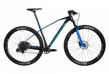 VTT Semi-Rigide Mondraker Chrono Carbon RR Sram GX/NX Eagle 12V 29'' Noir Bleu 2021