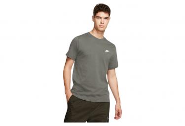 Camiseta Nike Sportswear Club Verde Xl