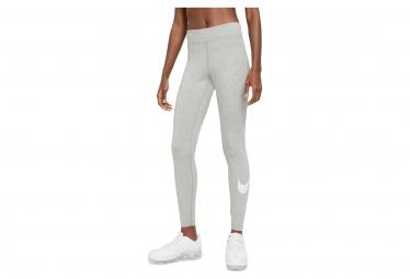 Calzamaglia lunga Nike Sportswear Essential - Donna Grigia