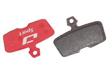 Pastillas De Freno De Disco Jagwire Para Avid Code Y Sram Code R   Code Rsc Sport Semi Metallic