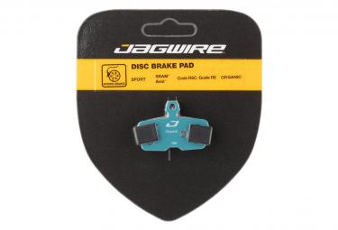 Paire de Plaquettes Jagwire Avid Code et Sram Code R / Code RSC