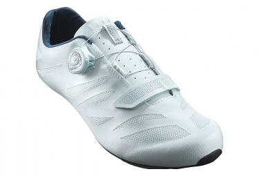 Zapatillas De Carretera Mavic Cosmic Elite Sl Azur Celeste   Blanco 46