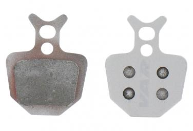 Pastiglie freno VAR in metallo Formula Oro