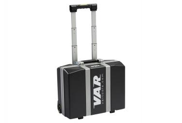 Caja de herramientas de réplica del equipo VAR (sin herramientas)