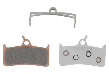 Pastiglie freni in metallo VAR PA-64004