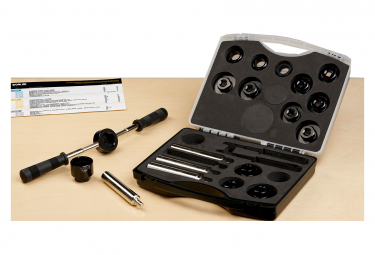 VAR Case of 14 Bottom Bracket Tools BP-03900