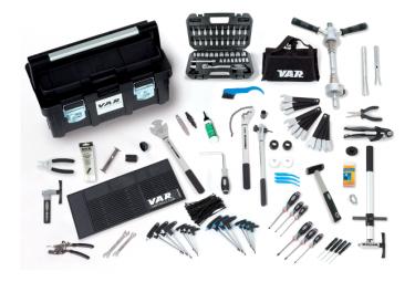 Kit d'Outils VAR Starter Tool Kit