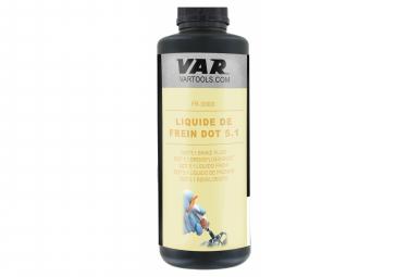 Liquide DOT 5.1 VAR 500 ml