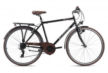 VTC Homme 28'' Venice guidon plat noir TC 58 cm KS Cycling