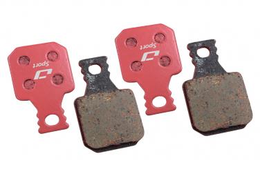 Paire de Plaquettes Jagwire Magura MT5 / MT5e / MT7 / MT7 Pro / MT Trail Front