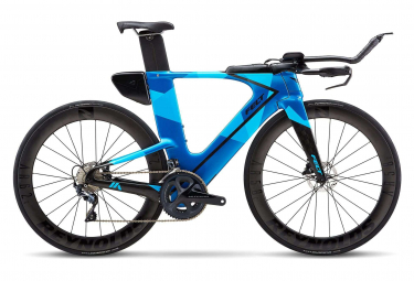 Vélo de Triathlon Felt IA Advanced Ultegra Shimano Ultegra 11V Bleu