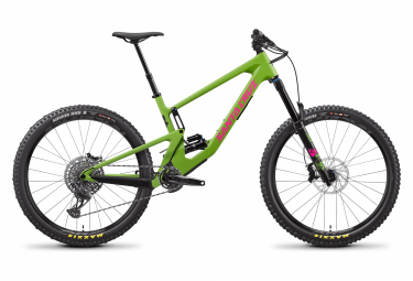 MTB Doble Suspensión Santa cruz Nomad C 27.5'' Vert / Rose 2021